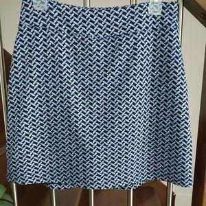 🏌️Seg'ments Luxe Navy Blue Skirt/Skort/Short